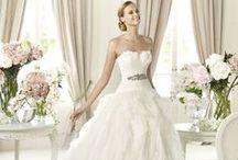 Benicarlo - Pronovias / Pronovias legsikeresebb és legkülönlegesebb esküvői ruha modellje, a Benicarlo, több minden méretben is kölcsönözhető a La Mariée Budapest szalonban! http://lamariee.hu/eskuvoi-ruha/pronovias-2013/benicarlo