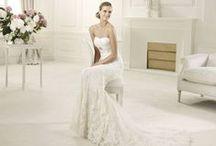 Dietrich - Pronovias / Dietrich esküvői ruha, a Pronovias kollekció gyönyörű csipke sellőruhája. Kölcsönözhető és megvásárolható a La Mariée Budapest esküvői ruhaszalonban