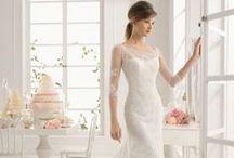 Aire Barcelona - Amar - Rosa Clara / Lélegzetelállító csipke esküvői ruha, amely az egyik legszebb és legsikeresebb modellje a Rosa Clará 2015-ös Aire Barcelona kollekciójának!