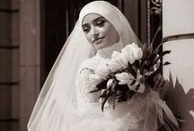Fashion I Hijab Wedding Dresses