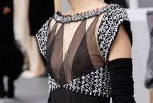 Fashion I Black & White Dominantly