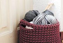 tricot crochet amor