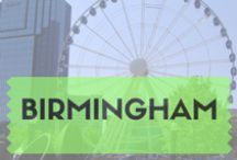 Birmingham / There's also something happening in Birmingham, all year. So don't miss out on a fun day in this city.
