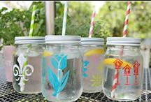 Mason Jar madness! / So many uses, so little time!