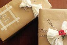 Incarti wrapping ideas