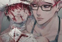 """Fandom: Killing Stalking [ 킬링 스토킹 ] / """" I love you and I hate you. And I losing my mind. """""""
