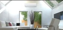 Air Conditioners / WALL-MOUNTED, FLOOR-STANDING, CEILING-CASSETTE, CEILING CONCEALED, MULTI SERIES (Inverter Heat Pump), MULTI ROOM SYSTEMS