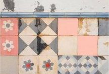 tile appreciation // / i love tiles and i cannot lie / i'm hooked and i can't stop staring