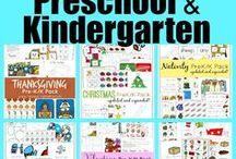 Fantastic Freebies for Preschool