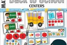 Back to School for Preschool