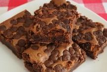 Brownies, Bars and Squares / Recipes for Brownies, Bars and all kinds of squares