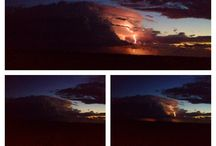 Wonder-ful Weather / The Outback has some pretty amazing extremes of weather, here's some I captured and some I've found