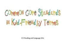 common core / by Cindy Arnold