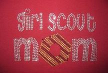 Craft Ideas for Girl Scouts / by Leslie Breske