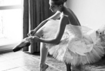 Ballet / My biggest dream was to become a ballerina. The dream never idealised and probably never will, but I am still besotted with ballet!!
