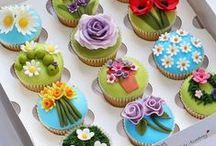 Cakes, cupcakes and so on / Lo dicho / by Aleida Lenardis Paz
