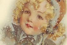 Antique Postcards / by Vintage Linens