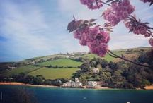 Salcombe Scenery / Some of our favourite shots from in and around Salcombe in South Devon