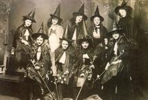Vintage Hallowe'en / by Vintage Linens