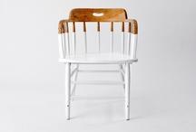 Seating / Chairs, stools, benches, sofas / by Natasha Sapershteyn