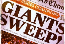 SF GIANT'S!!!!! / by Sandi Holloway