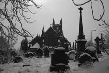 Cemeteries & Graveyards / Our eternal resting place... / by Jo Paulus
