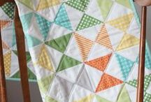 Quilts and bags / by Amanda S.