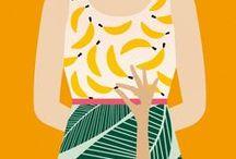 Dibujos·Pintura·Collage·Otros / by Camila Jáuregui Rangel