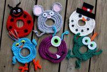 Crochet Lens Buddys! / by Amanda S.