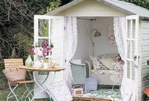 Outdoor Spaces / by Vintage Linens