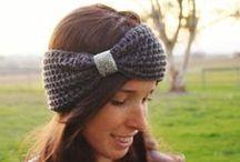 Crochet & Knitted Headbands / by Amanda S.