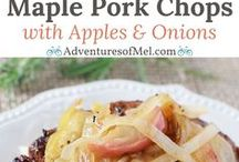 Pork Recipes / pork recipes - dinner lunch and appetizers
