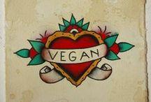 Vegan: Life / by . Jinni .