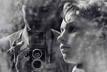 Vintage Cameras / by Amanda S.