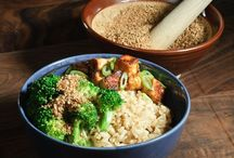 Macrobiotic Eats / by Michelle Emard
