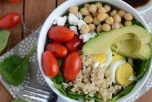 healthy plates.