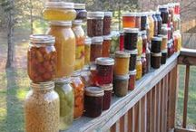 Pickling, Canning & Jammin' / by Michelle Emard