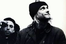 Kurt Cobain & Nirvana / The awesomeness of Kurt Cobain / by Hulya Balikci