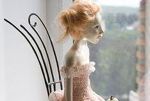 Dolls / by Jo Laughlin