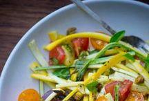 Vegan Eating Seasonally: Summer / by . Jinni .