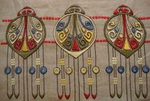 Arts and Crafts Era / by Vintage Linens