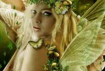 ♥FAIRIES and wings♥
