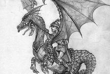 Dragons / by A Quezada Duncan