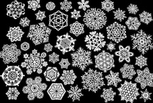 snowflakes / by A Quezada Duncan