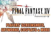 Final Fantasy XIV Heroes / Hello Eorzeans! Pin here your best Final Fantasy XIV in-game screenshots and videos, personal artworks and cosplays! Pin as many as you want and feel free to invite FFXIV players you know. If not already invited, send me a tweet (@FFXIVhub) to join or add a comment on: http://pinterest.com/pin/325174035564716480/