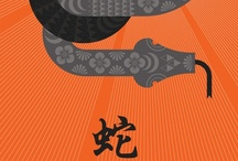 Year of the Snake 2013 / by Ines Dias