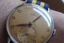 Watches: Time on your wrist / Watches and Clocks - Relógios / by Ines Dias