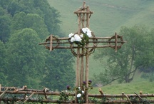 Crosses and Crucifixes / by Ines Dias