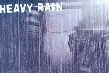 rain / by Ines Dias