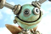 Robots / by Ines Dias